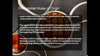 Spaghetti Bowl Effect And Tripartite Free Trade Area