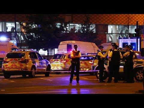 BREAKING NEWS: Van Hits Pedestrians in London, Possible Terror Attack