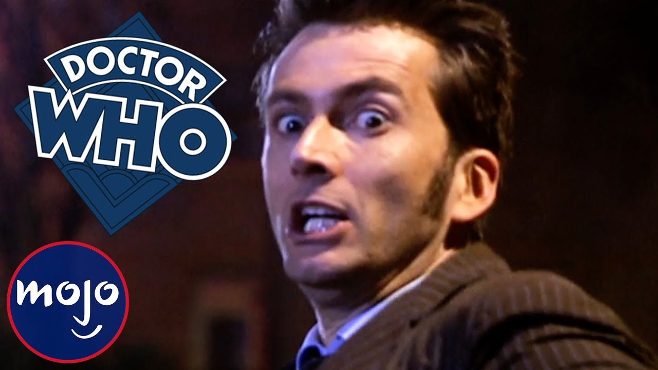 Top 10 Doctor Who Moments You Didn't See Coming