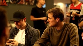 Vloggers Game! Brad Owen Felts Opponent, TheTrooper97 Commentates ♠ Live at the Bike!