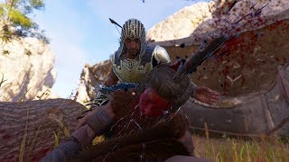 Assassin's Creed Odyssey: Stealth Kills - Hideout & Base Clearing Gameplay - Vol.1