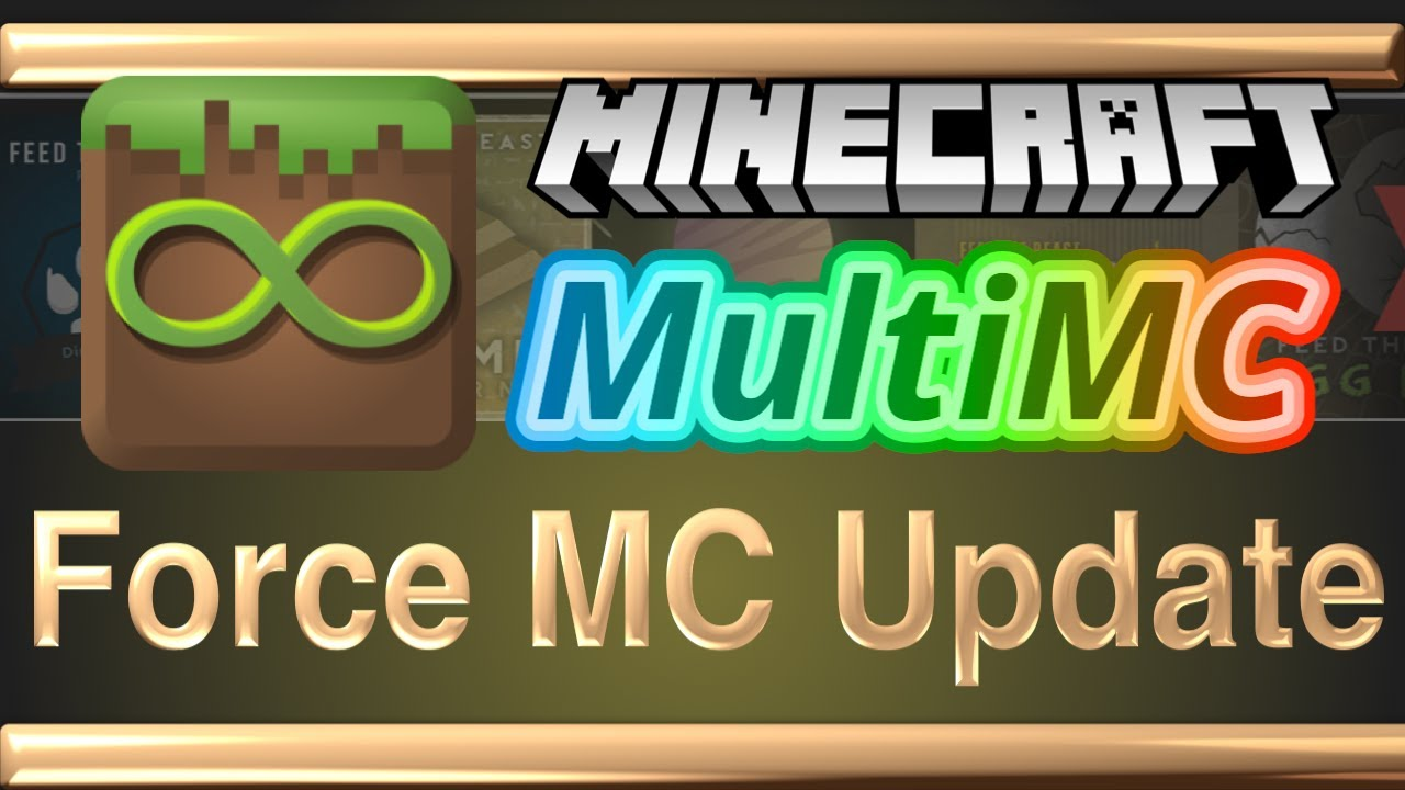 MultiMC Manual Snapshot Version Updates - Fix for 1 14 Minecraft by  ScottoMotto