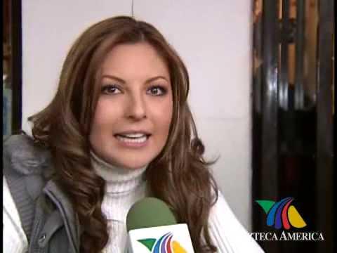 Mariana Ochoa Habla De Su Desnudo