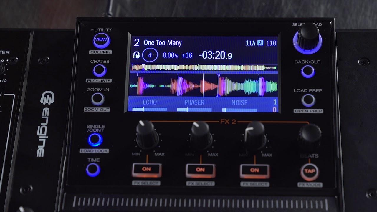 Denon DJ Engine Prime v1 2 1 Update & MCX8000 v2 0 Firmware Update