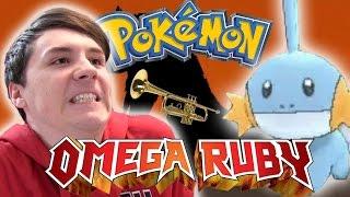 Dan Plays: POKÉMON OMEGA RUBY - first 20 minutes!