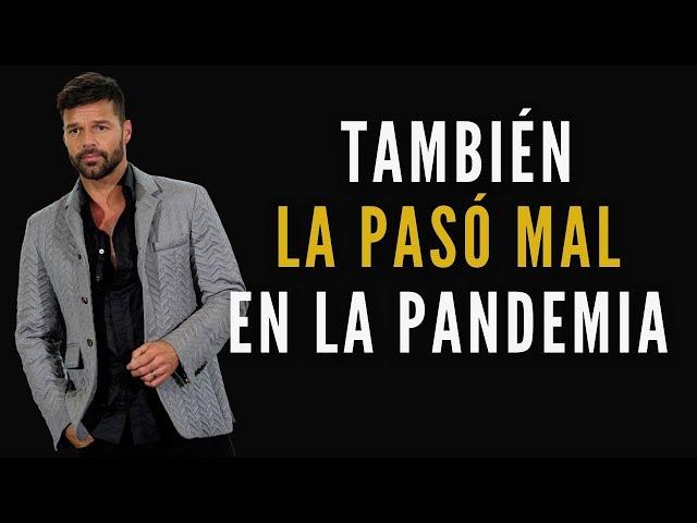 Ricky Martin regresa a los escenarios - El Aviso Magazine 2021