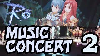 Ragnarok Online Music Concert 2016 | Part 2