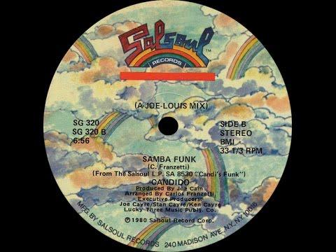 Candido#Samba Funk#1980