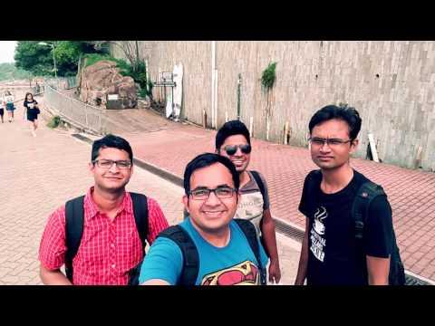 Cheung Chau Island trip