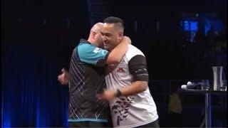2018 Melbourne Darts Masters Round 1 Cross vs Puha