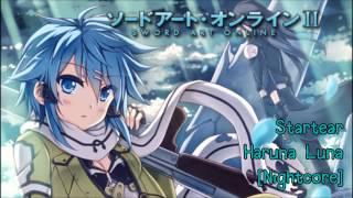 Sword Art Online 2 Startear [Nightcore]