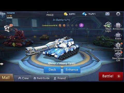 Mad Tanks – Game Mobile Bắn Xe Tăng