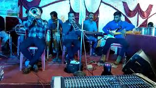 musical group performance