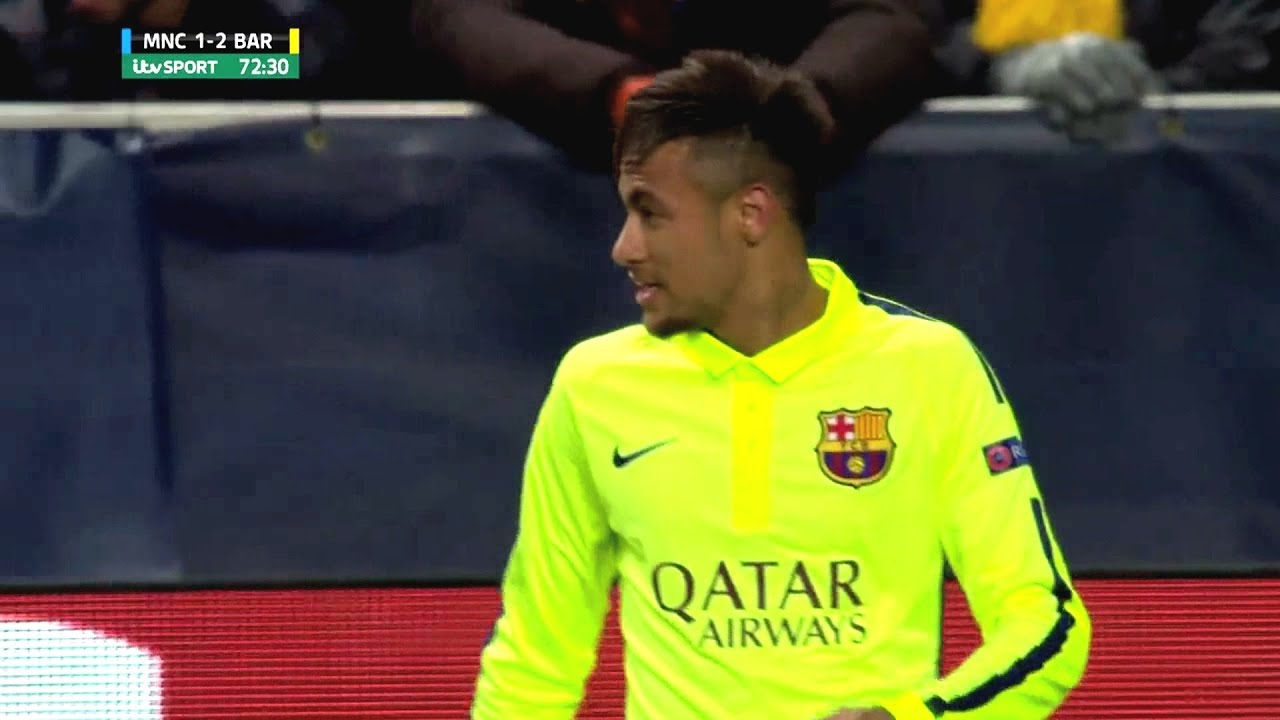 Download Neymar vs Manchester City Away HD 720p 24/02/2015
