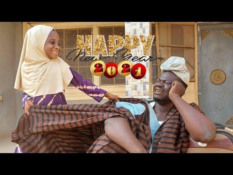 (Sabon Comedy) Baba Sai Ka Kwana Da GAWA | Happy New Year | 2021 ?
