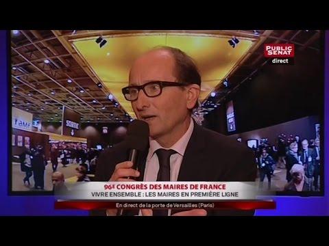 96ème Congrès des Maires de France : Les municipales - EVENEMENT (19/11/2013)