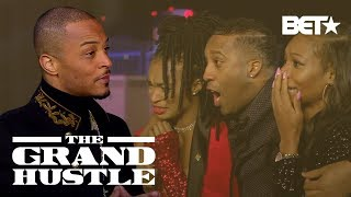 T.I. Hires A New Person To Help Run His Empire | The Grand Hustle