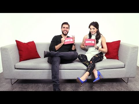 Ask a Star: Josh Segarra & Ana Villae of ON YOUR FEET!