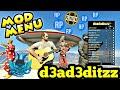 GTA V - Mod Menu D3AD3DITZZ + Download