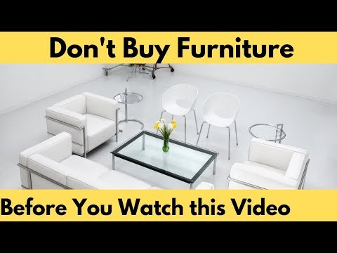 9 Tips to Buy Furniture for Your Home! | Home Interior Tips.