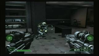 CGR Undertow - AREA 51 for PlayStation 2 Video Game Review