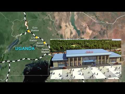 Standard Guage Railway Uganda