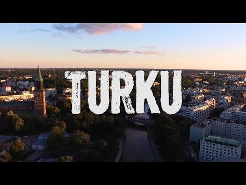 Capturing the city of Turku