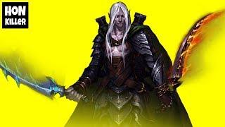 HoN Swiftblade Gameplay - Njones` - Legendary