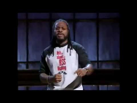 Def Poetry: Malcolm Jamal Warner  I Love My Woman