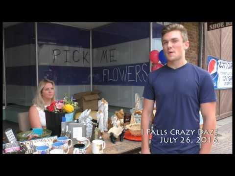 2016 Crazy Daze in International Falls