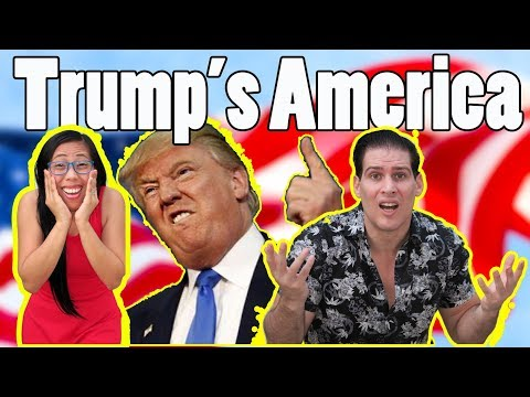 We went to Donald Trump's America & You Won't Believe our Insane Experience ✈