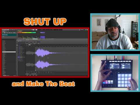Maschine - Timeless Glow Expansion - SHUT UP AND MAKE THE BEAT ep2