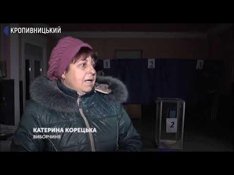 UA: Кропивницький: Вибори в ОТГ Кіровоградщини