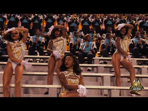 Southern University Human Jukebox 2017 I Love Your Smile  Shanice  PV 2017