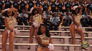 Southern University Human Jukebox 2017 I Love Your Smile by Shanice | PV 2017