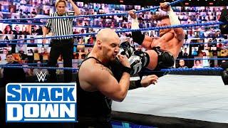 Murphy vs. King Corbin: SmackDown, Nov. 27, 2020