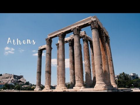 2 Days in Athens - Greece | main ancient monuments travel guide HD