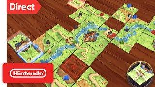 Pandemic, Munchkin, Catan Universe & More! - Nintendo Switch | Nintendo Direct 9.13.2018