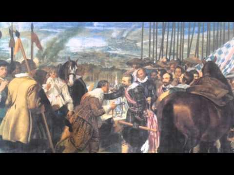 El pintor Diego Velázquez para niños