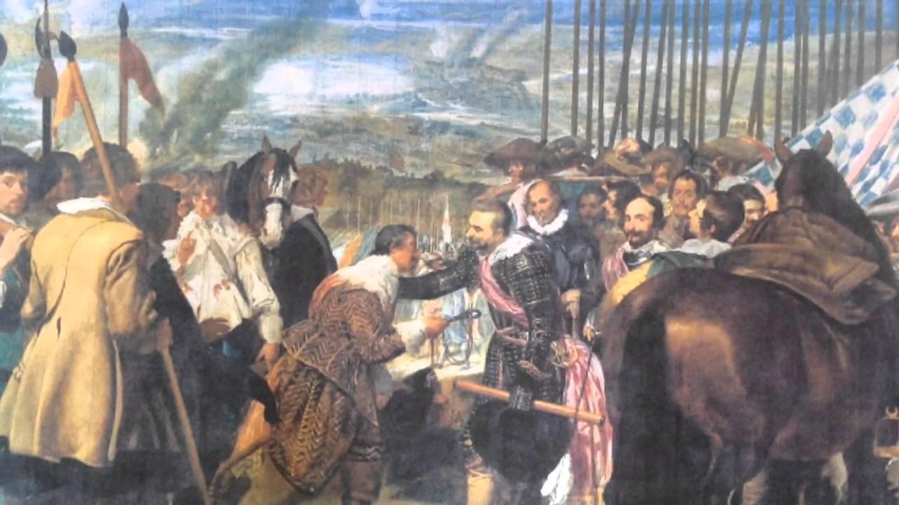 El pintor Diego Velázquez para niños - YouTube