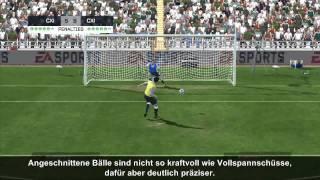 FIFA 11 Tutorial Gameplay  Elfmeterschiessen Teil 1 - Trailer HD