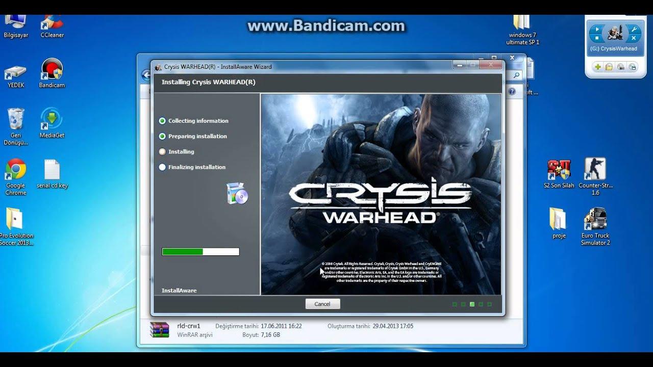 crysis warhead ea registration code
