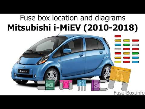 diagram of a mitsubishi mi ev all wiring diagram Mitsubishi Small SUV