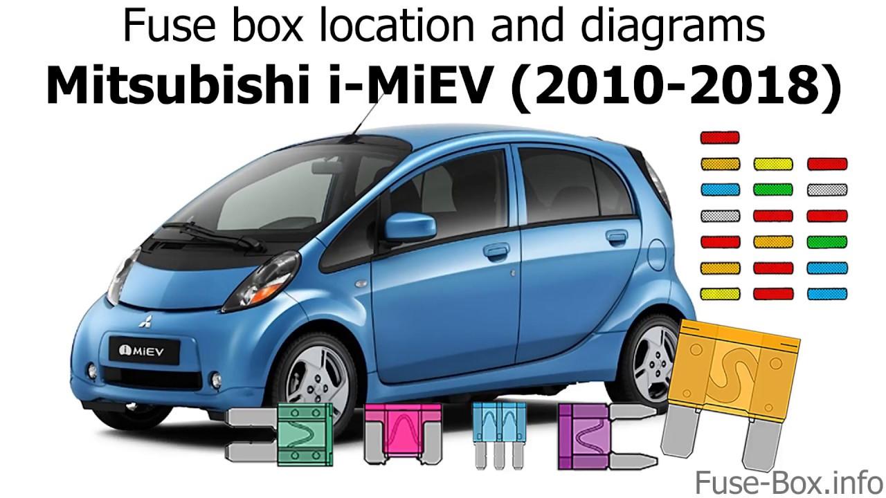 Nissan Leaf Fuse Box Diagram