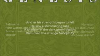 Genesis - The Fountain Of Salmacis (lyrics)