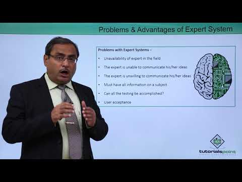 Artificial Intelligence - Problems and Advantages of Expert
