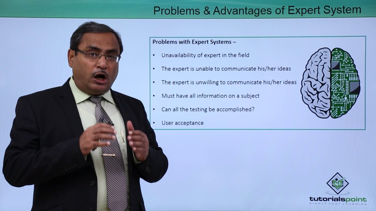 Artificial Intelligence - Problems and Advantages of Expert System
