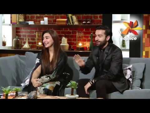 Azfer Rehman & Aisha Khan on djuice presents Tonite with HSY Season 4