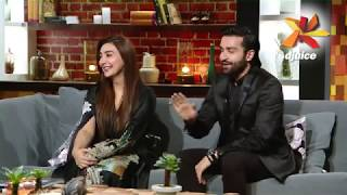 Azfer Rehman & Aisha Khan on djuice presents Tonite with HSY Season 4