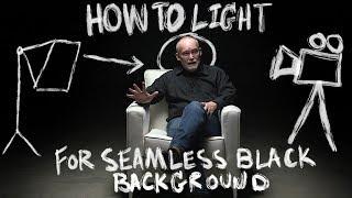 كيفية مقابلة مع السلس خلفية سوداء - صناعة الأفلام التعليمي